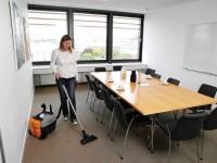 Dam pracę w Niemczech bez znajomości języka sprzątanie biur Frankfurt nad Menem
