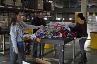 Fizyczna praca w Niemczech sortowanie ubrań bez języka Frankfurt nad Menem
