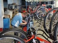Dla par praca w Niemczech Lipsk bez znajomości języka produkcja rowerów