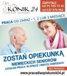 Praca w Niemczech jako opiekunka osób starszych do seniorki Korntal-Munchingen