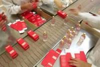 Dam pracę w Niemczech dla par pakowanie perfum bez języka Bielefeld