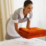 Dam pracę w Niemczech przy sprzątaniu w hotelu dla pokojówki Düsseldorf