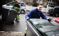Od zaraz fizyczna praca w Niemczech bez języka pomocnik śmieciarza Stuttgart