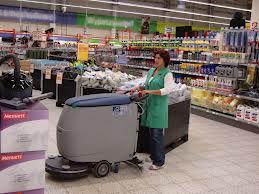 Praca w Niemczech od zaraz sprzątanie centrum handlowego
