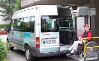 Niemcy praca jako kierowca kat.B Drezno przewóz osób niepełnosprawnych i starszych