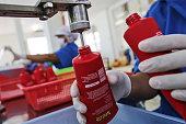 Niemcy praca dla par bez znajomości języka produkcja kosmetyków Drezno
