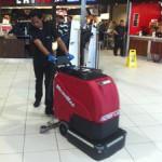 Oferta pracy w Niemczech od zaraz Berlin przy sprzątaniu centrum handlowego