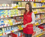 Ogłoszenie fizycznej pracy w Niemczech dla par w sklepie bez języka Kolonia