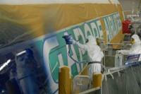 Niemcy praca dla lakierników przy samolotach w Hamburgu