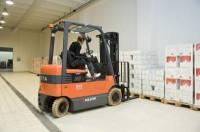 Operator wózka widłowego dam pracę w Niemczech na magazynie w Landshut