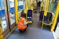 Od zaraz ogłoszenie pracy w Niemczech bez języka sprzątanie autobusów Dortmund