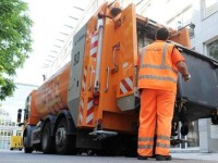 Niemcy praca fizyczna 2018 bez języka jako pomocnik śmieciarza Hanower