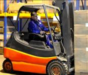 Operator wózka widłowego Niemcy praca na magazynie w Lipsku od zaraz