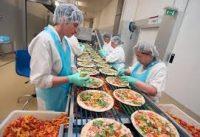 Bez języka ogłoszenie pracy w Niemczech 2018 na produkcji pizzy od zaraz Hamburg