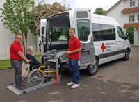 Praca w Niemczech kierowca kat.B w przewozie osób niepełnosprawnych Drezno