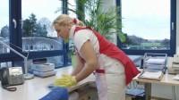 Praca w Niemczech dla kobiet bez języka przy sprzątaniu biur w Kolonii