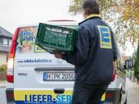 Niemcy praca kierowca kat.B dostawca zamówień bez znajomości języka Berlin
