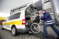 Dam pracę w Niemczech kierowca kat.B przewóz osób niepełnosprawnych Berlin