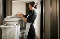 Niemcy praca dla pokojówki przy sprzątaniu pokoi hotelowych Drezno