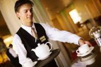 Kelner, kelnerka dam pracę w Niemczech w gastronomii na wyspie Rugia