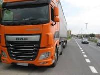 Kierowca C+E Niemcy praca w Bawarii przy transporcie