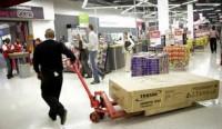 Niemcy praca fizyczna przy wykładaniu towaru od zaraz bez języka Leverkusen