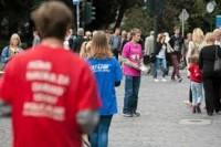 Rozdawanie ulotek od zaraz fizyczna praca Niemcy dla studentów bez języka Hamburg