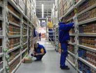 Fizyczna praca w Niemczech bez znajomości języka układanie towaru, budowa regałów Berlin
