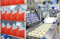 Praca Niemcy w fabryce przy pakowaniu sera dla par bez języka Stuttgart