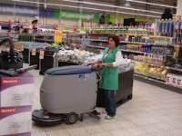 Dam pracę w Niemczech bez znajomości języka przy sprzątaniu marketu Ulm