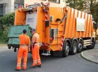 Oferta fizycznej pracy w Niemczech bez języka pomocnik śmieciarza Düsseldorf