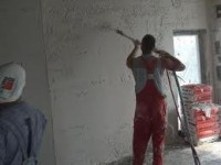 Tynkarz maszynowy – Niemcy praca na budowie przy tynkowaniu