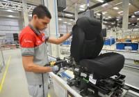Niemcy praca bez znajomości języka na produkcji foteli samochodowych Ingolstadt