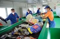 Dla par ogłoszenie fizycznej pracy w Niemczech bez języka sortowanie odpadów Hannover