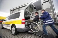 Przewóz osób starszych oferta pracy w Niemczech jako kierowca kat.B Düsseldorf
