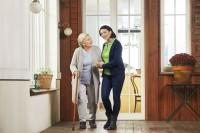Dam pracę w Niemczech dla opiekunki osób starszych, Hamburg (Pani Helga 85 lat)
