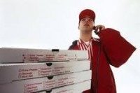 Dostawca pizzy praca w Niemczech bez języka dla kierowcy kat.B Stuttgart