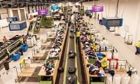 Fizyczna praca w Niemczech dla par sortowanie odzieży używanej bez języka Hamburg