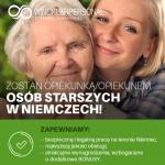 Praca Niemcy opiekun osoby starszej do Pani w Kolonii od zaraz