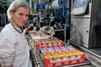 Produkcja jogurtów od zaraz oferta pracy w Niemczech bez języka Stuttgart
