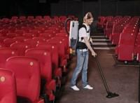 Praca Niemcy od zaraz przy sprzątaniu kina Essen z podstawowym językiem