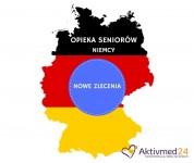 Opiekunka osoby starszej do pracy w Niemczech od zaraz w Bonn (Senior 85 lat)