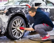 Bez języka od zaraz fizyczna praca Niemcy na ręcznej myjni pojazdów luksusowych, Monachium