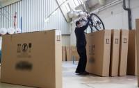 Od zaraz dam fizyczną pracę w Niemczech – załadunek rowerów, Röthlein