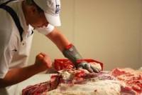 Rzeźnik-Wykrawacz praca Niemcy w zakładzie mięsnym bez języka z Herzebrock-Clarholz