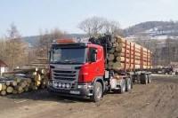 Kierowcy kat. C+E – oferta pracy w Niemczech przy transporcie drewna, Dolna Saksonia