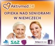 Praca w Niemczech opiekunka do starszego Pana z Veitshöchheim od grudnia