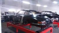 Praca Niemcy dla Lakiernika-Blacharza samochodowego przy naprawie Porsche, Bawaria