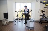 Oferta pracy w Niemczech sprzątanie klubu fitness i siłowni 2018 Köln