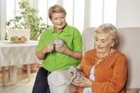 Mainz, praca w Niemczech dla opiekunki starszej Pani Angeli (lata 72)